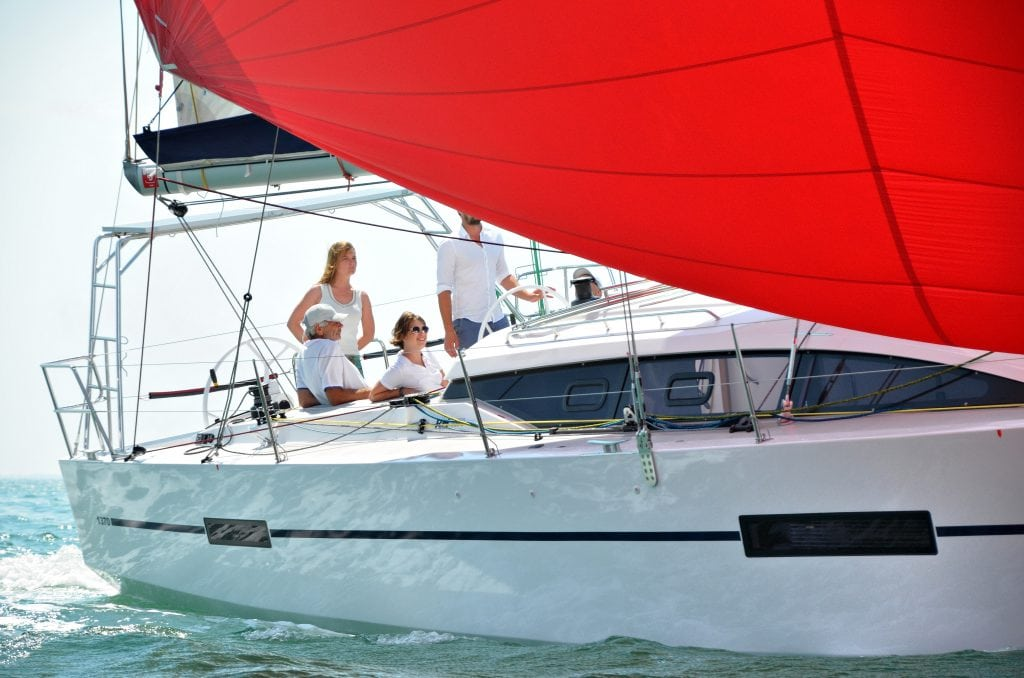 RM Yachts - RM1370
