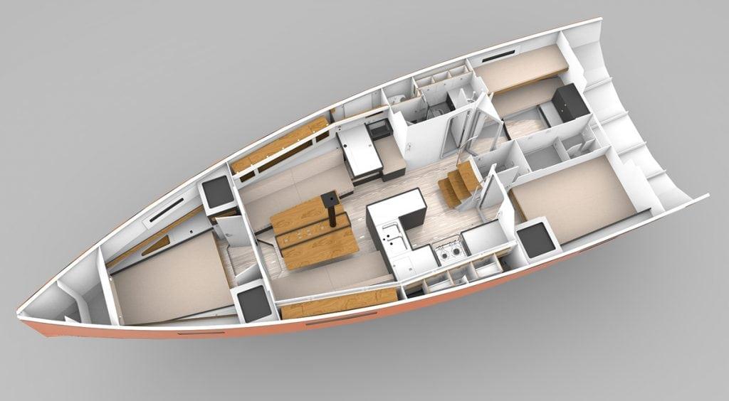 RM Yachts - RM1270